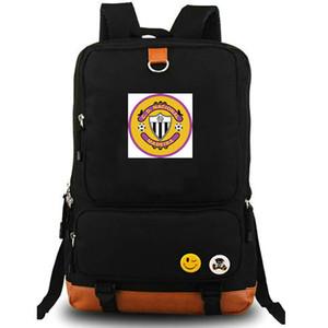 CD Nacional sırt çantası Madeira sırt çantası Iyi futbol kulübü schoolbag Futbol packsack Takım sırt çantası Dizüstü okul çantası Açık gün paketi