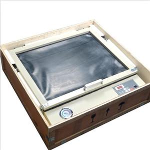 Navio rápido novo Desktop Unidade de Exposição UV para Hot Foil Pad Impressão PCB com tela de Vácuo