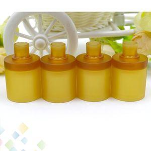 PEI Kayfun Bell Cap Drip Tip Materiale PEI Bell Tube con drip tips Posizioni ultra-corte trasparenti per atomizzatori Kayfun V3 V4 DHL Free