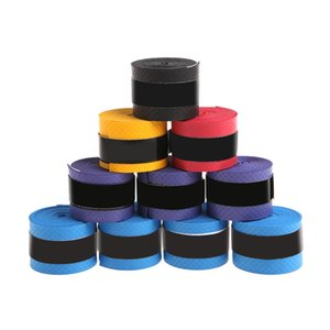 Anti-slip Racket Over Grips Tennis Badminton Racquet Sports Squash Tape 10pcs Random Color
