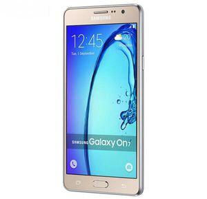 Recondicionado Original Samsung Galaxy On7 G6000 4G LTE Quad Núcleo 1.5 GB / 16 GB 5.5 Polegada 13MP Dual SIM Desbloqueado Fábrica telefone