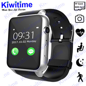 wholesale Bluetooth Smart Watch case for apple iphone xiaomi android phone TF Sim card Camera smartwatch pk apple watch GT88 DZ09
