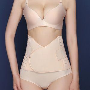 Frauen postpartale Bauch Erholung Gürtel Mutterschaft Bauch wickeln Korsett Post Schwangerschaft Gürtel Taille Bauch Band Shapewear abnehmen