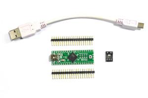 Teensy ++ 2.0 AVR доска ни мигалка Nand мигалка Клавиатура Мышь AVR для arduino ISP доска USB диск DIY развивать совет