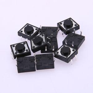 140 pcs 14 Type Commutateur Tactile Électronique Commutateur à Bouton-poussoir SMD Assortiment Kit pour Appareils Électroménagers Électroniques