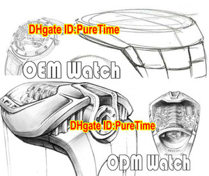 $99-$179 Watch accessories OEM ODM Automatic Quartz Mens Womens Watch Movement Yupoo Order Link