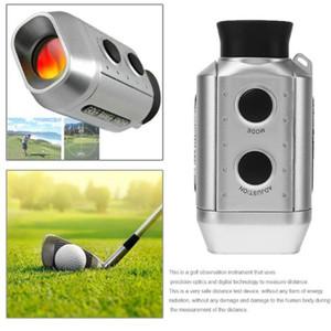7-кратный цифровой Golf Scope телескоп дальномер Портативный измеритель расстояния Golf Range Finder High Quality Diastimeter 7 Увеличение раз