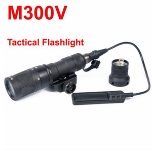 SF M300 M300V Scout Light LED Light Bianco / IR / Torcia torcia tattica con uscita momentanea