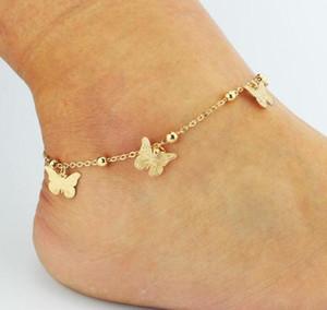 Sandali a piedi nudi Cavigliera Vari stili di Beach Foot Chain Cavigliera per donna