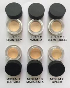Мягкий матовый полный консилер Anti-Cernes Correcteur Face Foundation Cosmetics 6.2 g 6 цветов DHL доставка