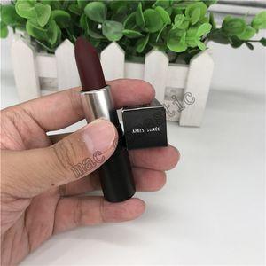 Factory Direct ePacket Shipping New color WHIRL TWIG YASH APRÈS SOIRÉE Makeup Lips MOCHA matte Lipstick 3g nude shades HONEY LOVE KINDA SEX