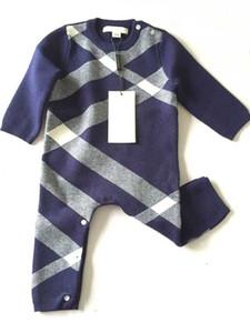 зима Марка дизайн горячие продажи мальчик свитер шерсть вязаный пуловер кардиган для девочек Детская одежда Дети Детские комбинезоны
