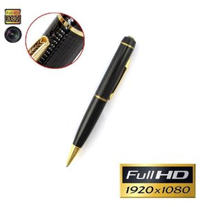 Full HD Mini Kamera Stift Videokamera Micro Pocket Kamera 1080p Stift Stimme Videorecorder Tragbarer Camcorder Sicherheit DVR