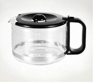chinaAlfide amerikanischen Kaffeemaschine Zubehör Kaffeekanne 600ml Glas Krug Hause Kaffeemaschine Zubehör Cafe Maker Teil