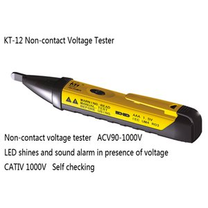 AC Voltage Tester Rating CAT IV 1000V Volt Alert Pen Non contact Detector AC range 90-1000V