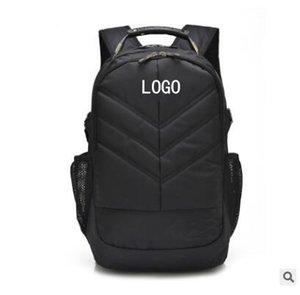 2018 марка холст рюкзаки спорт путешествия компьютер школа рюкзак дизайнер рюкзаки водонепроницаемый двойной сумка многофункциональный сумка