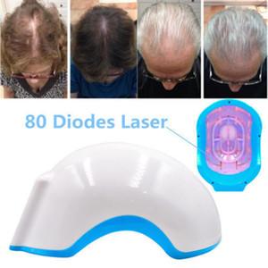 Lazer Saç Çıkma Kask Cihazı Lazer Terapi Masajı Kap Anti Saç Dökülmesi Ürün Teşvik Saç Büyüme Lazer Kap Masaj