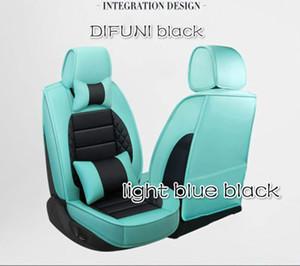 5D Sport Type All Clusious Car Интеальные принадлежности для интерьера Полный комплект Кожа PU Full Set Car Car