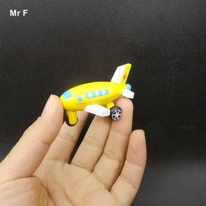 Divertimento Gioco Wooden Mini Airplane Models Giocattoli Kids Baby Gift Bambini Christmas Intelligence Educational Mind Game