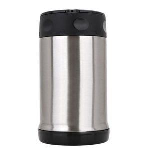 500 ml Lebensmittel Thermische Glas Vakuumisolierte Suppe Thermos 17oz tumbler Doppelwand Edelstahl Lunchbox Thermischer Kocher