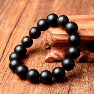 Бянь камень черный Бянь браслет камень Вырезают Bianshi Массажер Традиционные акупунктуры инструмент Массаж инструмент