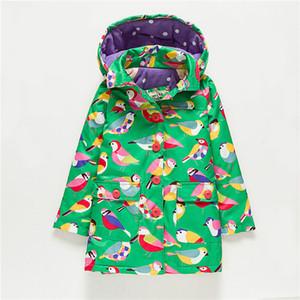 BibiCola 2017 Chaqueta de invierno Niñas niños Chaqueta cortavientos Chaquetas Abrigos Niños prendas de abrigo Abrigo deportivo con sudadera con capucha Ropa