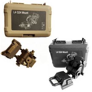 L4 G24 Fast Helmet CNC L4G24 NVG Night Vision Helmet Scope Mount