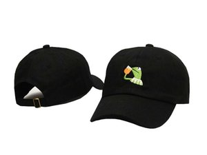 2016 I FEEL LIKE Dad Hats Kermit Caps Fashion Dad Cap Casquette Cotton Snapback hood baseball caps