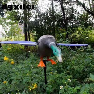 Duck Decoy in plastica motorizzata da caccia