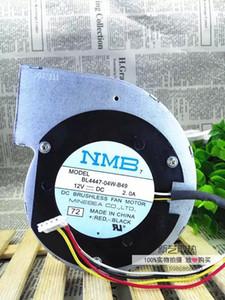 NMB BL4447-04W-B49 11028 12 V 2A 11 CM turbina Ventilador centrífugo DC sem escova Ventilador de refrigeração