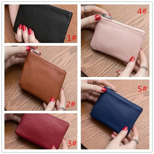 Free Design New Style Tote wallet High Quality Leather luxury Men short Wallets for women Men Coin purse Clutch Bags Fast Delivery