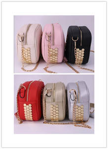 Borsa donne di modo Famous Shoulder Bag nappa SOHO sacchetti delle signore della nappa Litchi Profilo Donne Messenger Bag