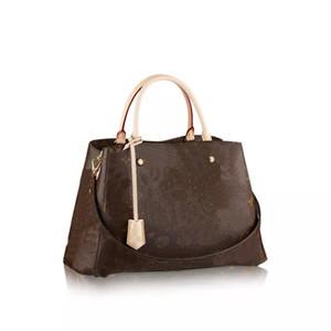 2014 YENI ÜST Ücretsiz kargo yüksek kalite hakiki deri kadın çanta pochette Metis omuz çantaları crossbody çanta messenger çanta M6688