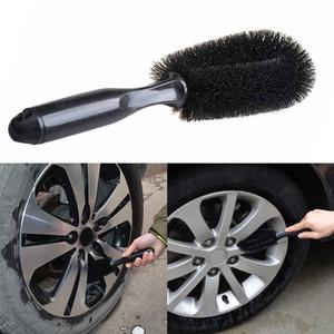 2018 llanta de coche llanta de neumático cepillo de limpieza de lavado herramienta de limpieza del vehículo rueda de coche cepillo de limpieza de la rueda envío libre de DHL