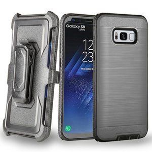 For ZTE Z982 Z988 N9519 Z828 Z956 N9131 N9560 N9137 N9517 Z965 Belt Clip Cell Phone Case With Kickstand Shock Proof Case Tough Armor Cover