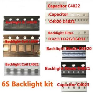 5 sätze / los für iphone 6 s hintergrundbeleuchtung ic U4020 + Spule L4020 L4021 + Diode D4020 D4021 + Kondensator C4023 C4022 C4021 + Filter FL4211 -4213
