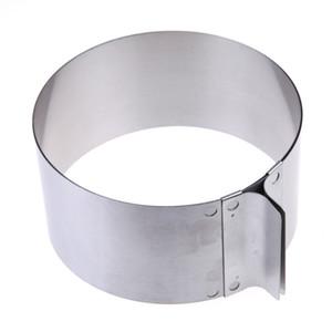 Großhandels-Qualitäts-Gebäck-Werkzeug-Edelstahl-runder Kreis-Plätzchen-Fondant-Kuchen-Form-Schneider-Backen-Werkzeuge für Kuchen geben Verschiffen frei