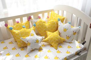 제국 왕관 모양 쿠션 코튼 패션 베이비 베개 키즈 크리 에이 티브 장식 아기 침구 베개