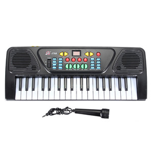37 Keys Organ Electric Piano 425 x160 x 50MM Digital Music Electronic Keyboard Strumento musicale per l'apprendimento
