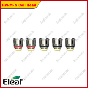 100% Original Eleaf Ello Duro Coil Head HW-M 0.15ohm HW-N 0.2ohm Coils For Authentic Ijust 3 Atomizer Tank Starter Kit