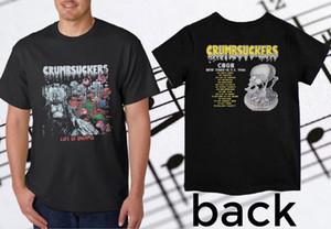 Caliente venta de CRUMBSUCKERS LIFE of DREAMS'86 CROSSOVER PRO-PAIN GANG T-Shirt Unisex