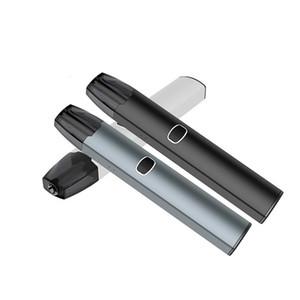 Vapesoul OP2 Vertical ceramic coil thic oil vapor pen disposable vape pen starter kit with refillable empty pods USB cable gift box