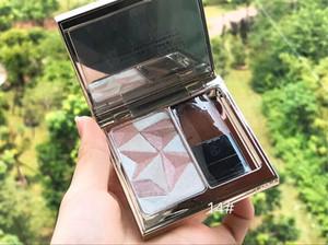 CPB Beauty Face Maquillador Resaltador Rehausseur Luminizing Shining y Soft Powder Face Enhancer # 11 # 14 Dos colores envío gratis