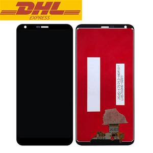 5,7 zoll für lg g6 lcd display touch digitizer assembly panel handy bildschirm ersatz dhl freeshipping