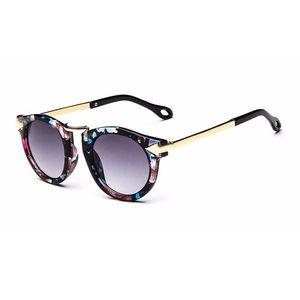 New Brand Trendy Kids Occhiali da sole Polygon Bambini Ragazzi Ragazze Occhiali da sole Occhiali da sole Occhiali da vista Occhiali da vista