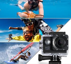 SJ4000 작풍 A9 2 인치 LCD 스크린 1080P 가득 차있는 HD 활동 사진기 30M 방수 비디오 촬영기 SJcam 헬멧 스포츠 DV 차 DVR 기록 소형 Sking