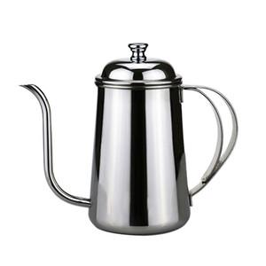 غلاية قهوة ستانلس ستيل وغلاية شاي 6500ml / 22oz