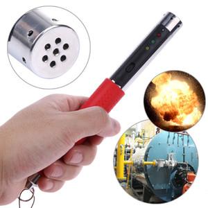 Evde Kullanım Sanayi için Ses Işık Alarm Taşınabilir Mini Yanıcı Gaz Kaçak Göstergesi Metan Propan LPG Kaçak Dedektörü Freeshiping