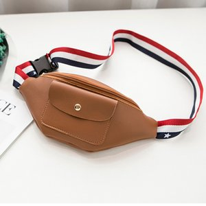 Transer Fashion New Women Waist Pack Femal Belt Bag Phone Pouch Bags  Design High quality leather drop shipping S27 30