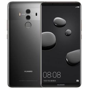 Originais huawei mate 10 pro 4g lte celular 6 gb ram 64 gb rom kirin 970 android 6.0 polegada 20.0mp nfc identificação da impressão digital do telefone móvel inteligente